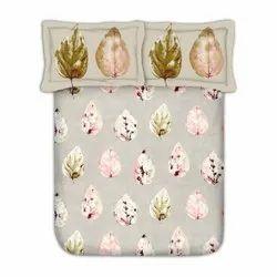 Satin Cotton Bed Sheet