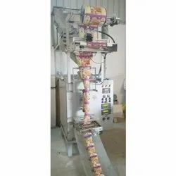 Linear Weigher With Roller Draw FFS Pouch Packing Machine