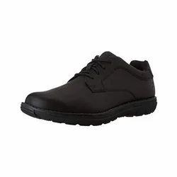 Leather Mens Black Formal Shoes, Size: 5-12