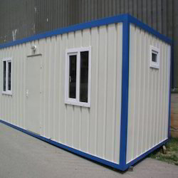 Steel Prefabricated Portable Cabin