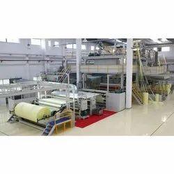 AL 3.2S  Non Woven Fabric Making Machinery Project