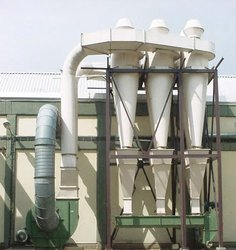Dust Collector for Boilers