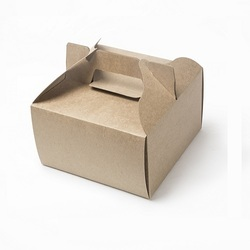 16k 1Kg Cake Box with Handle