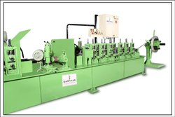 Industrial SS 202 Tube Mill Machine