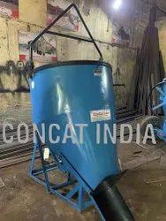 Concat Banana Concrete Bucket