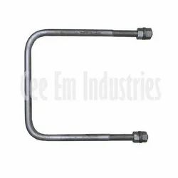OHE U Bolts, Size: M24 Also Available Upto M40