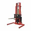 Hydraulic Fork Stacker