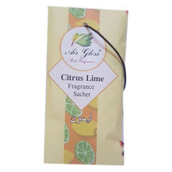 Citrus Lime Fragrance Sachet