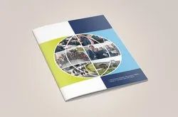 Business Professional Flat Events Brochure, India, Size: A4