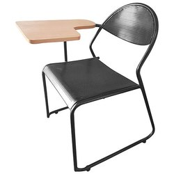Steel Writing Chair