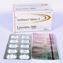 Levofloxacin 500mg Tablet