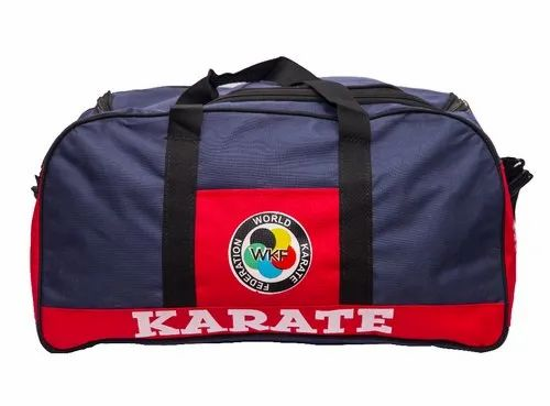 be3093bba66 Red   Black Karate Kit Bag Large