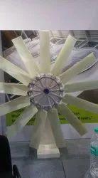 Aluminium Impeller 8 Blade Dia 500 mm