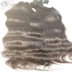 Remy Single Drawn Wavy Human Hair