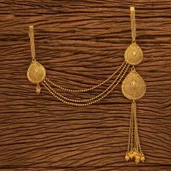Double Jhuda With Gold Plating 200129