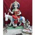 Marble sheetla statue