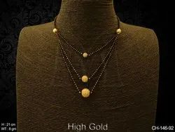 Delicate AD Mangalsutra Chain