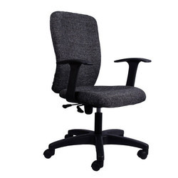 Hetal Enterprises Zeb Low Back Chair