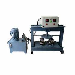 Hydraulic Double Die Paper Dish Machine