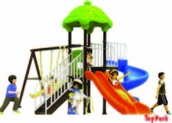 Jungle Swing Set Play Yard (MPS 406)
