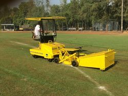 Rotary Type Ride On Electric Grass Cutter