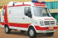 Force Traveler Basic Life Support Ambulance