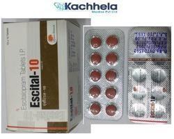 Escital 10 Mg Tablet