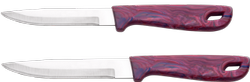 Point Series Marble Handle Knives
