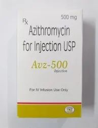Azithromycin Injection USP