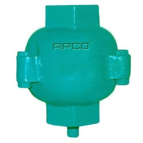 APCO Air and Water Cast Iron Check Valve, Packaging Type: Carton Box, Valve Size: 25 Mm