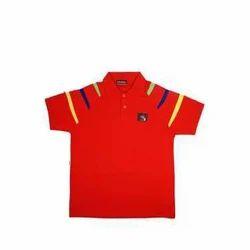 Meghdoot Cotton Sports School T Shirt