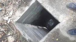 Underground RCC Water Tank