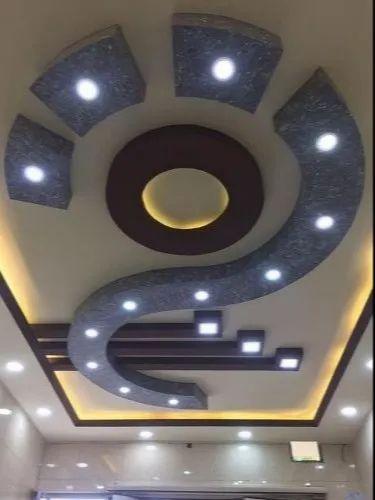 Designer Pop Ceiling Pop Ceiling Work Service Provider