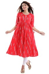 ALC Creation's Women's Rayon Kurti
