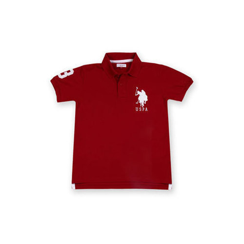 2feb1d379 Red, Blue And Black Kids Collar T Shirt, Rs 100 /piece, Om ...
