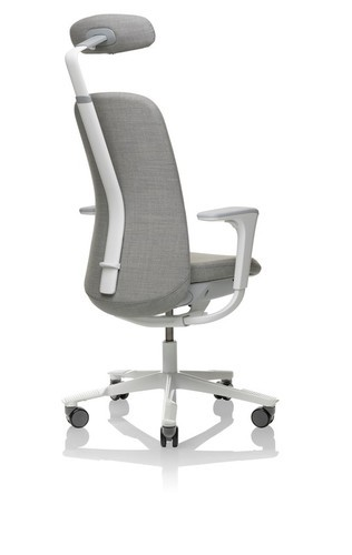 Hag Sofi Fabric With Headrest Chair