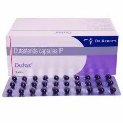 Dutasteride 0.5 Mg Capsules