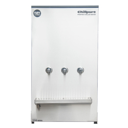 Nav Stainless Steel Chillpure 120R Water Cooler With RO Purifier, Warranty: 1 Year