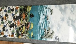 Gloss Ceramic, SJTC Printed Wall Tile