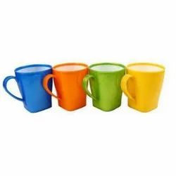 Plastic Coffee Mug, Packaging Type: Box, Capacity: 200 Ml
