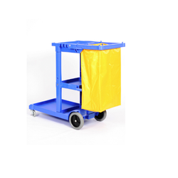 Service Trolley With Lid