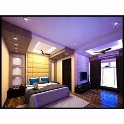 Bedroom Interior Modular Designing Service