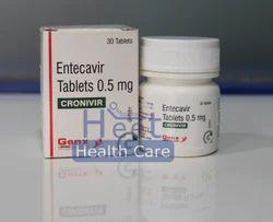 Cronivir Entecavir 0.5mg
