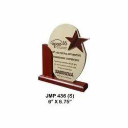 JMP 436S Award Trophy