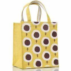 Loop Handle Jute Bag