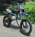 BLUE 125CC Dirt Bike