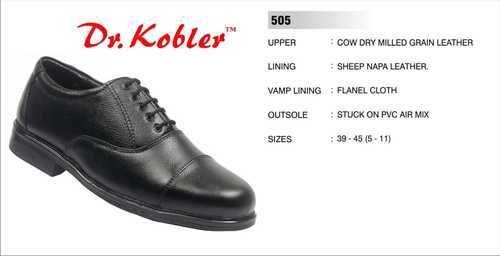 Men Black 505 Formal Shoes Size 39 45
