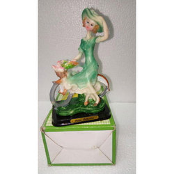 Fancy Ladies Figurine