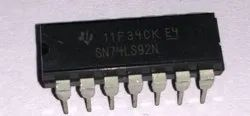 Counter IC SN74LS92N Texas Instruments