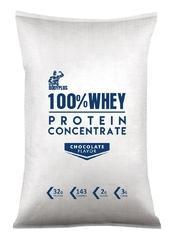 Whey Protein Concentrate (100%)